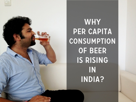 Rising Per Capita Consumption in India